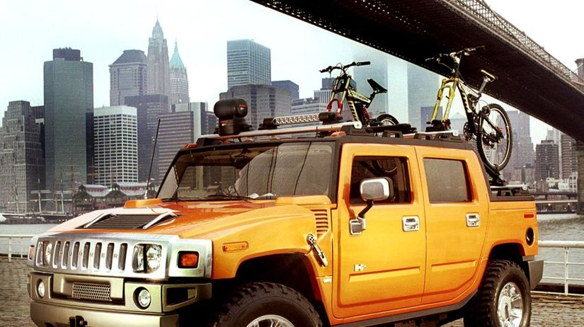 Hummer H2 SUT Concept