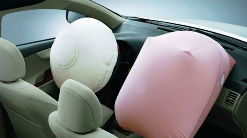 Toyota - airbag