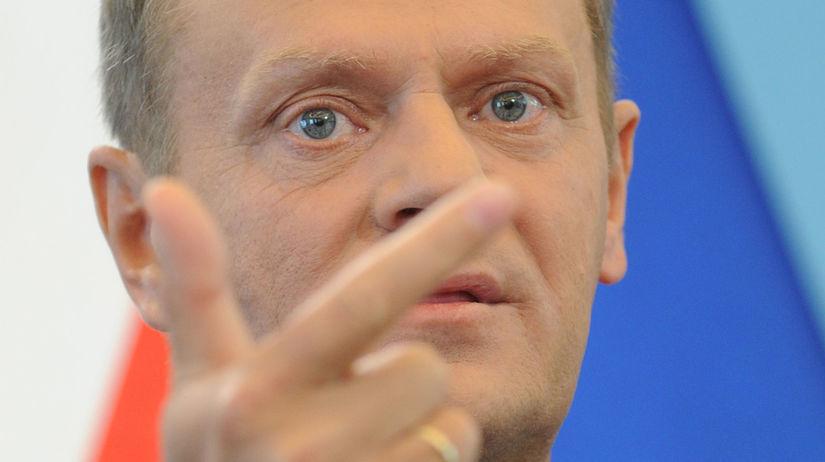 Donald Tusk, Poľsko