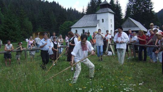 Cez víkend budú v Tatrách súťažiť kosci z celého Slovenska