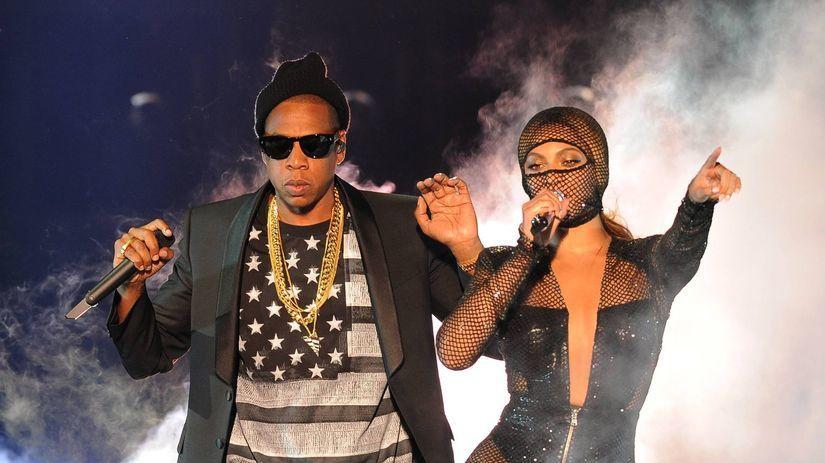Beyonce a JAY Z