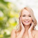 citlivá pleť - pokožka - žena - úsmev