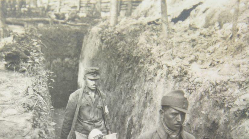 1. svetová vojna, vojna, slováci, vojaci, 72....