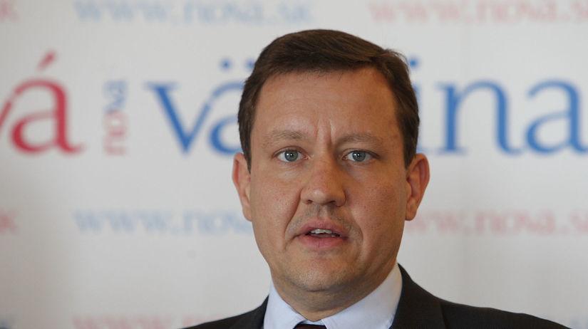 nová väčšina, Daniel Lipšic, NOVA