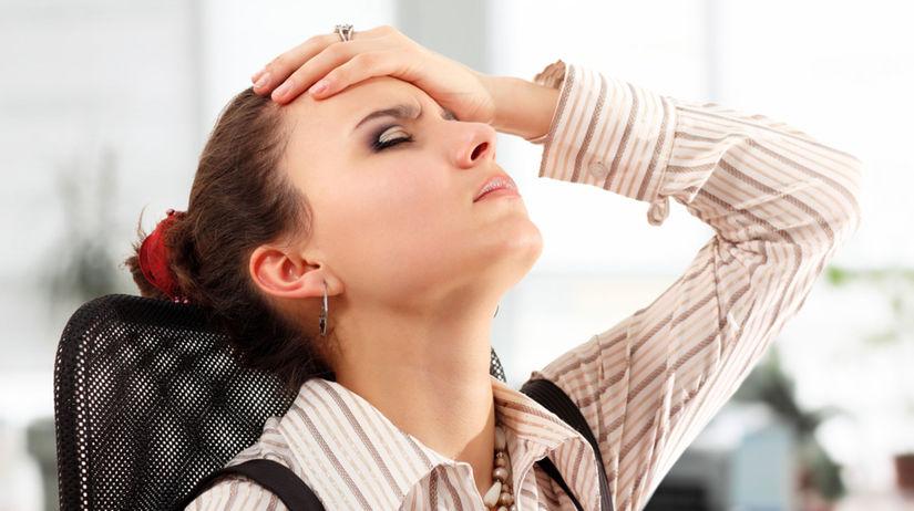 únava, žena, práca