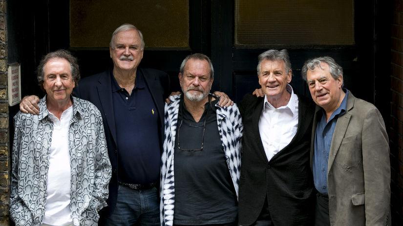 Britain Monty Python Photo Call