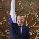 Rusko, Ruský vicepremiér Dmitrij Rogozin