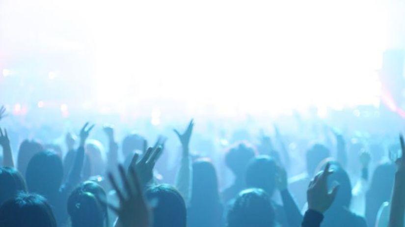 tanec, tancovanie, nočný klub, koncert, hudba