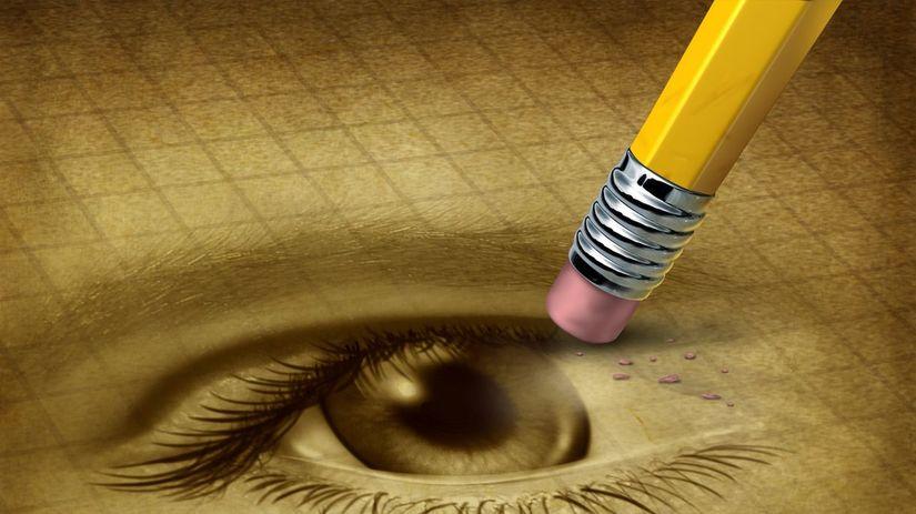 oko, zrak, žltá škvrna, makulárna degenerácia