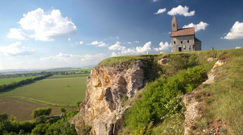 Dražovský kostolík, Nitra, Zobor, príroda,...