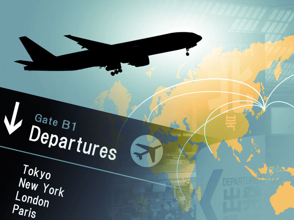 letisko, departure, odlety, letisková kontrola, lietadlo