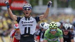 Marcel Kittel, Peter Sagan