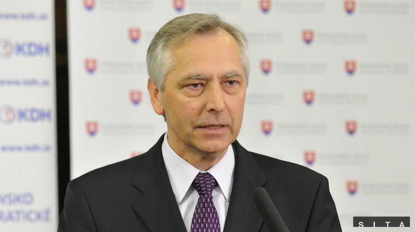 Ján Figeľ, KDH