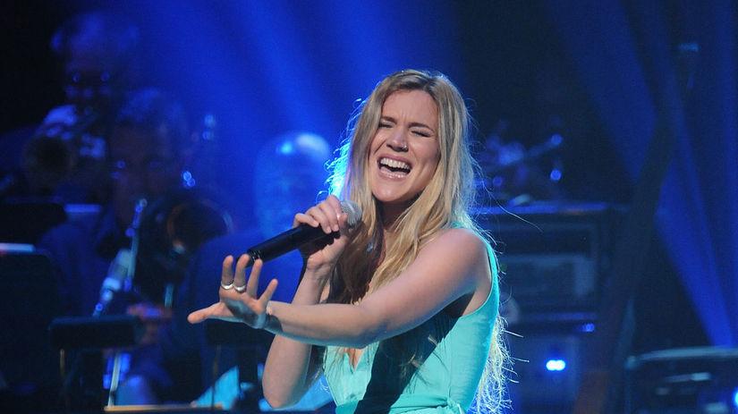 Speváčka Joss Stone.