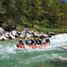 Rafting, Wildalpen, Rakúsko, Štajersko, šport, voda