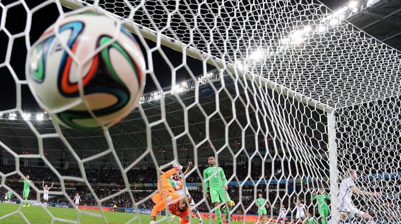 MS Brazília, futbal, gól, ilustračná