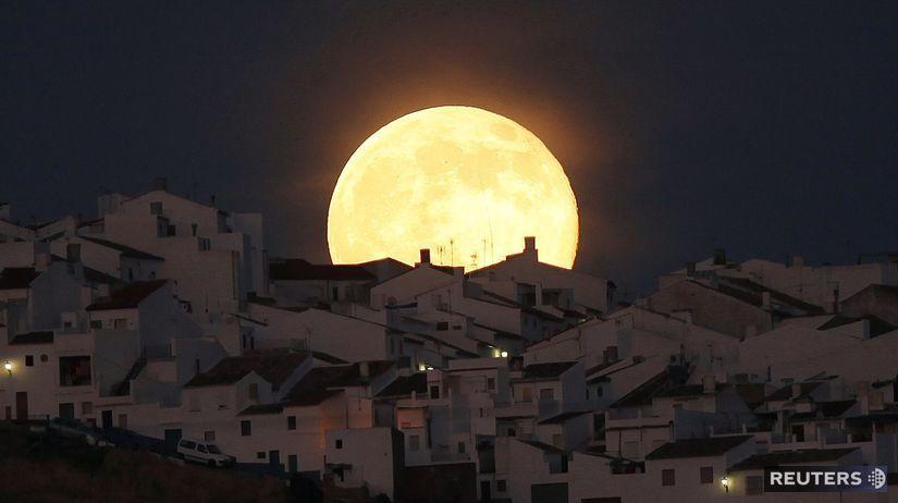 splm, mesiac, Olvera