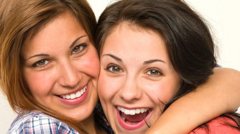 sestry, kamarátky