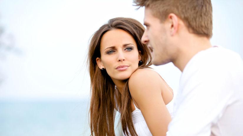 vzťah, rozhovor