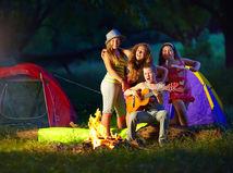 detský tábor - ohrozenie - spokojnosť