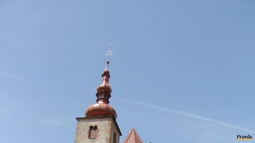 kostol svätého Petra z Alkantary, Liptovský...