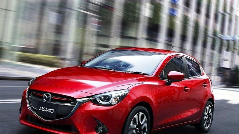 Mazda 2 - 2015