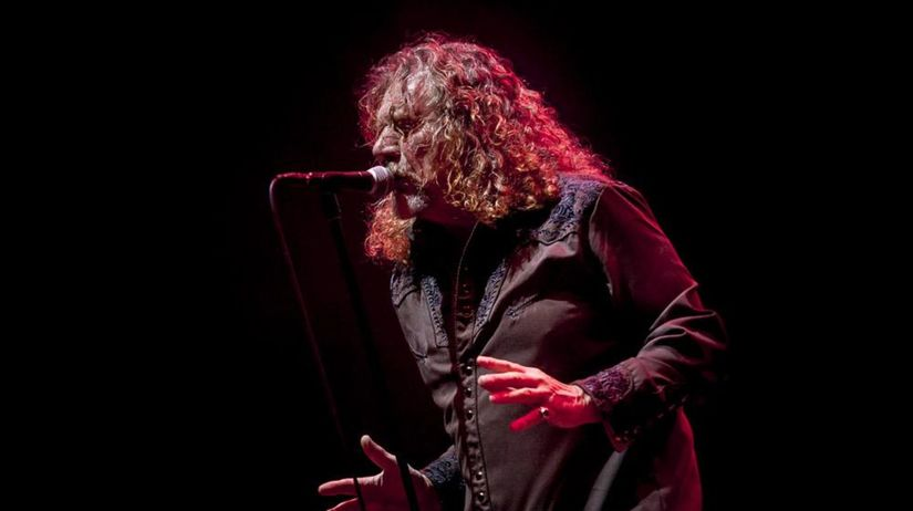 Robert Plant and the Sensational Space Shifters...