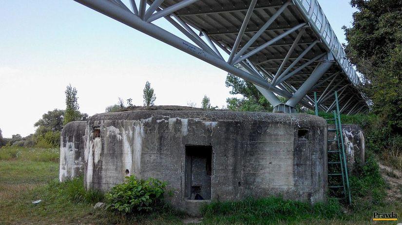 bunker, devinska nova ves,