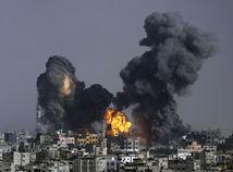 Izreal, Gaza, Palestína