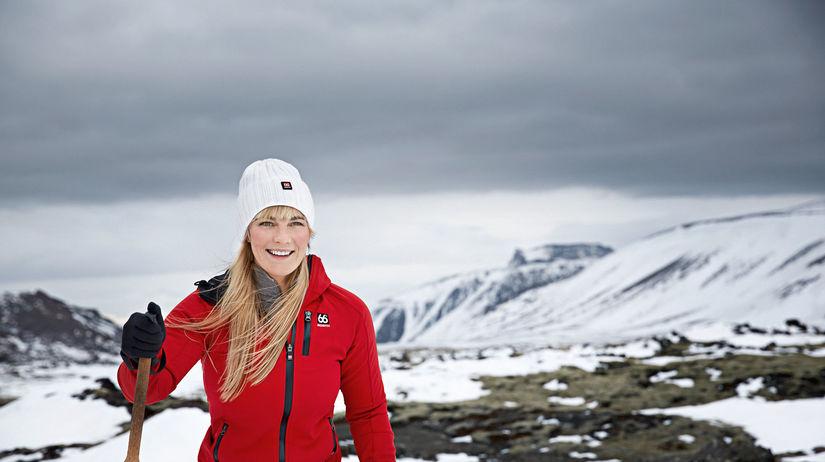 Vilborg Arna Gissurardóttir, dobrodružkyňa,...