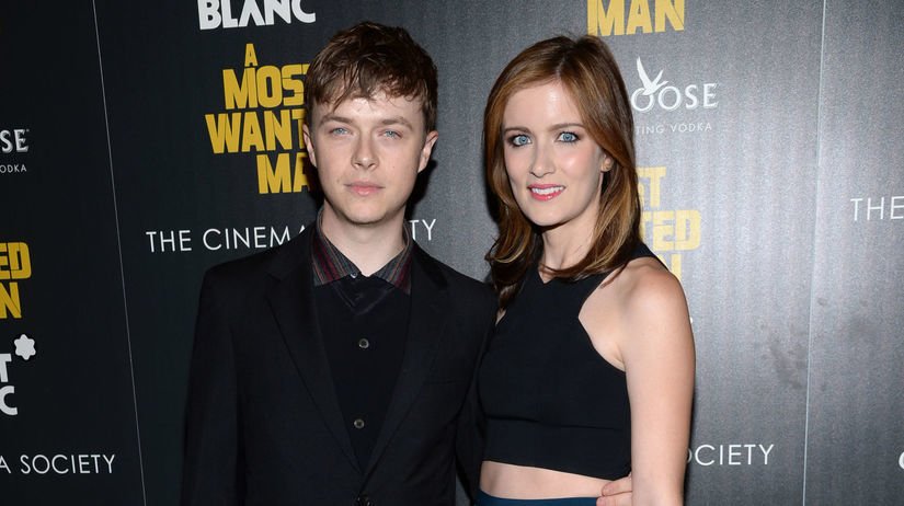 Dane DeHaan a jeho priateľka Anna Wood