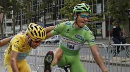 Sagan, Nibali