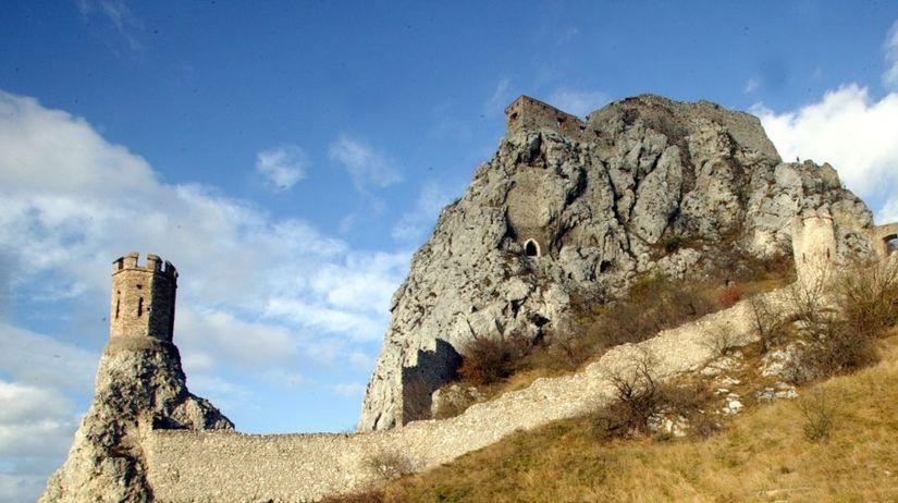 Devín, hrad