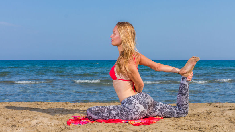 joga, cvičenie, relax