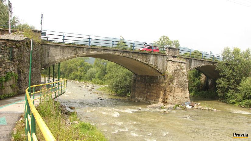 most, Krásno nad Kysucou
