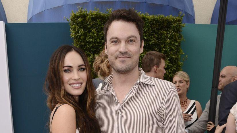 Megan Fox a jej manžel Brian Austin Green
