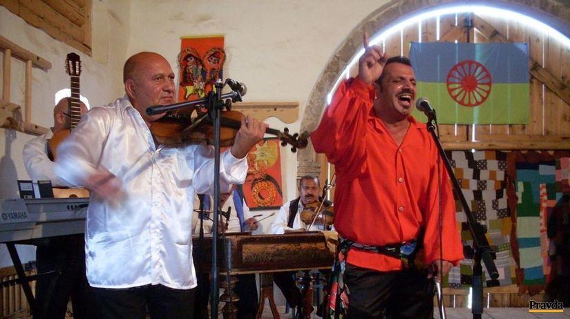 Rómovia, hudba, muzikanti