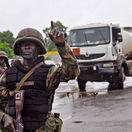 ebola, vojak, Libéria, Afrika