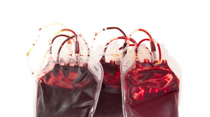 krv, darcovstvo, darovanie krvi