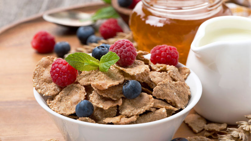 cereálie, raňajky, výživa, sacharidy