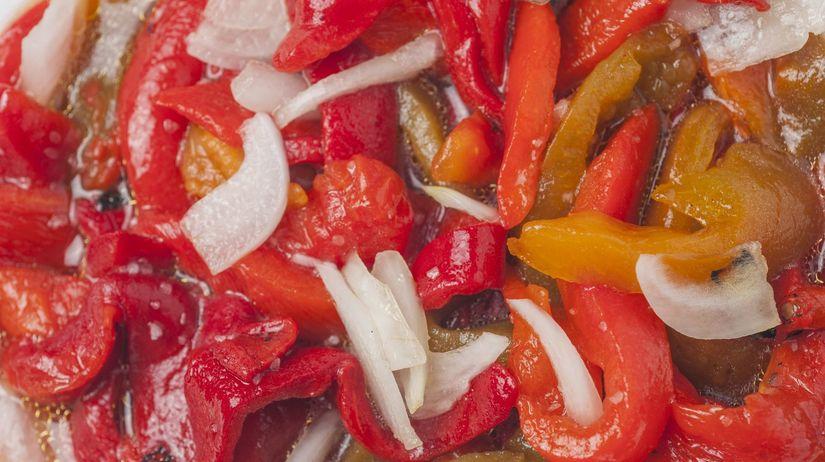 paprika, zelenina, výživa