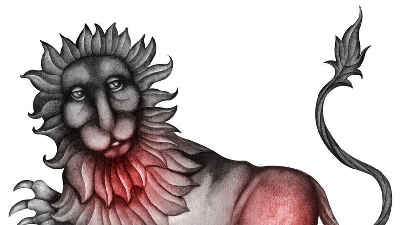 znamenie leva, lev
