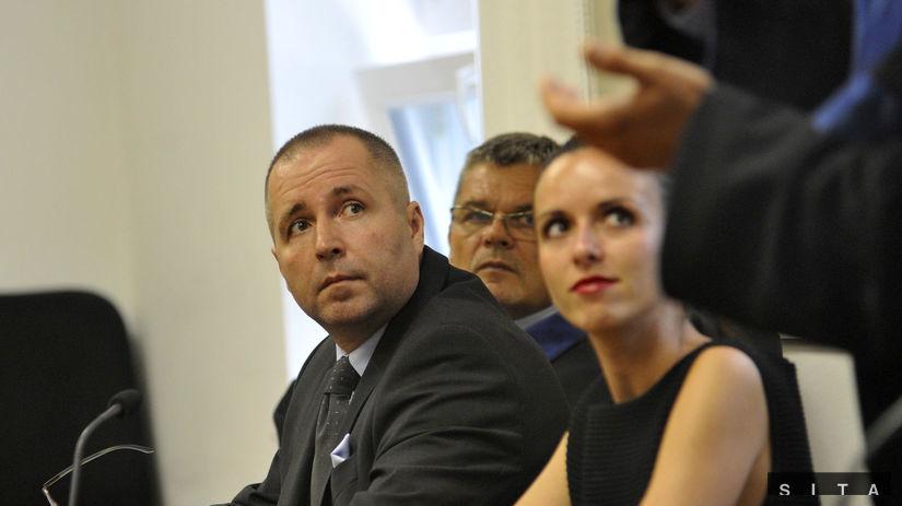 Osrblie, korupčná kauza, súd Pezinok, Martin N....