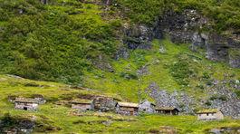 Nórsko, domčeky