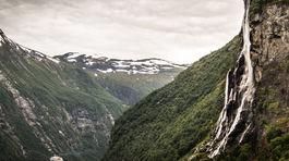 Nórsko, fjord