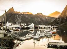 Nórsko, Lofoty, lode