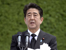 Šinzó Abe, Japonsko