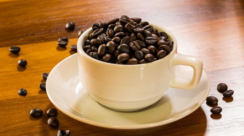 káva, pochutina, antioxidant