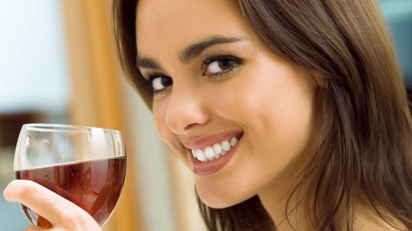 víno, alkohol, antioxidanty