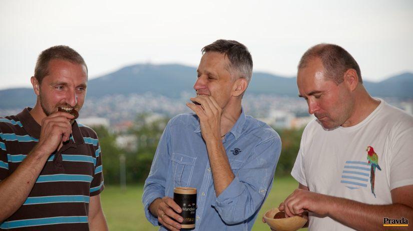 čokoláda, Nitra, Karol Stýblo, Martin Dukát a...